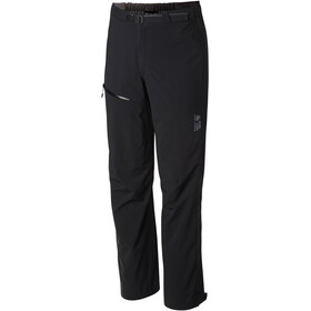 Mountain Hardwear Stretch Ozonic Housut Miehet, black